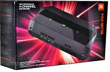 JBL CLUB-704 1000W Peak (400W RMS) Club Series 4-Channel Amplifier New Car AMP
