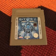R-Type II CHN Nintendo Gameboy China 2 Shooter