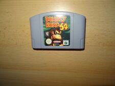 Videojuegos Donkey Kong nintendo 64