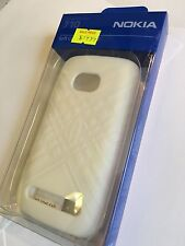 Nokia Lumia 710 Fitted Soft Cover White CC-1032. Brand New in Original packaging