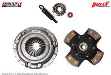 Bully Stage 4 Clutch Kit Fits Acura EL Honda SI CRX DEL SOL 1.5l 1.6l 1992-2000