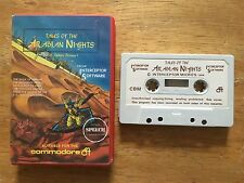 COMMODORE 64 (C64) - TALES OF THE ARABIAN NIGHTS - GAME