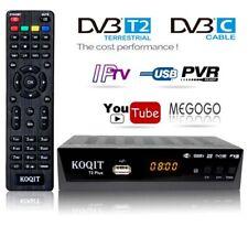Digital TV Box dvb t2 tuner dvb-t2 dvb c hdmi Receiver Wifi youtube m3u player
