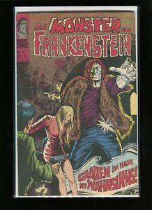 Das Monster von Frankenstein Nr 1-33 WilliamsVerlag   Zustand 1-2