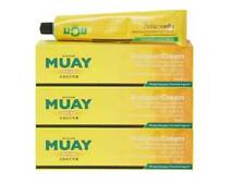 3x NAMMAN MUAY ANALGESIC CREAM MASSAGE AFTER EXCERCISE or GYM RELIEF MUSCLE PAIN