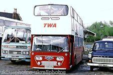 Hall, hounslow VYH47G Leyland Atlantean Bus Photo Ref P396