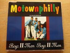Boyz II Men – Motownphilly - CD Single
