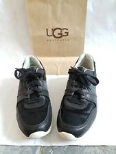 Original /WOMAN'S. UGG UGGS treadlite trainers size 7.5 or eu 40. Black colour.