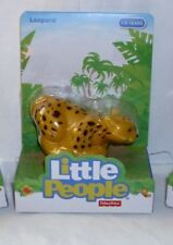 Fisher-Price Little People Zoo Animals Leopard New