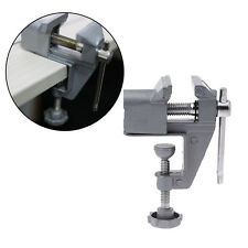 30mm Mini Table Vice Bench Clamp Screw Vise Tool for DIY Craft Electric Drill