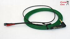 Genuine Sennheiser HD25, HD25-1, HD 25- II, 1.5m steel cable angled jack, Ogre