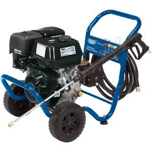 Draper Expert 83819 PPW1300 13hp 4 Stroke Petrol High Pressure Washer / Jet Wash