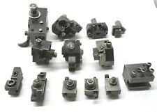 Assorted Screw Machine Tool Holders