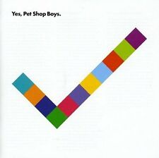 Pet Shop Boys Yes (2009) [CD]
