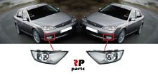 FOR FORD MONDEO MK3 2003-2007 NEW FRONT BUMPER FOGLIGHT LAMP PAIR SET