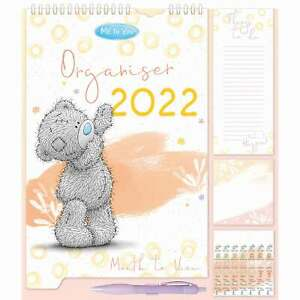 Me To You, Classic Family Planner 2022 - Art - Month To View