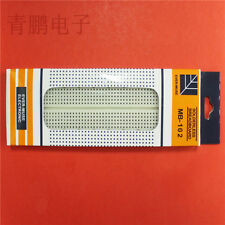 2pc Solderless MB-102 MB102 Breadboard 830 Tie Point PCB BreadBoard For Arduino