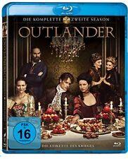 Blu-ray * Outlander - zweite Season / Staffel 2 NEU OVPAlle Folgen der Staffel 2