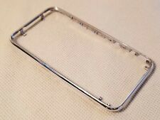New Apple Metal Front Chrome Bezel Frame - IPHONE 3G 3GS A1241 A1324 A1303 A1325