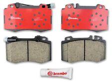 Disc Brake Pad Set-Premium NAO Ceramic OE Equivalent Pad Front Brembo P50041N