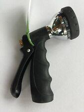 Garden Hose Spray Nozzle ORBIT 7 PATTERN Metal Turret Nozzle, NEW with FREE SHIP