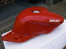 Ducati Tank 848, 1098, 1198 rot Schriftzug weiß, neu