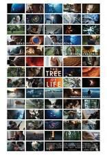 THE TREE OF LIFE Movie POSTER Canadian C 27x40 Brad Pitt Sean Penn