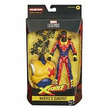 IN STOCK! Deadpool Marvel Legends SUNSPOT 6-inch Action Figure BY HASBRO