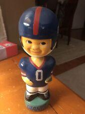 1970s? Vintage New York Giants Bobble Head Nodder? (Ceramic & Heavy)