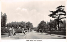 R245921 Speke Road. Hunts Cross. Photochrom. Postcard
