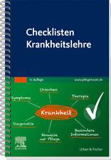 Checklisten Krankheitslehre | 2019 | deutsch | NEU