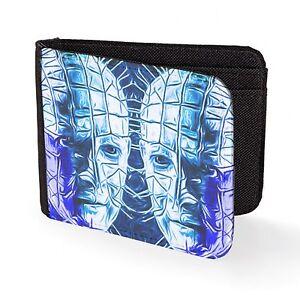 pinhead wallet credit card classic art print horror hellraiser print cenobite