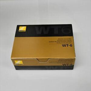Nikon WT-6 Wireless Transmitter from Japan NEW