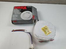 Firex 4973 230V AC/DC Smoke Alarm - optical detector