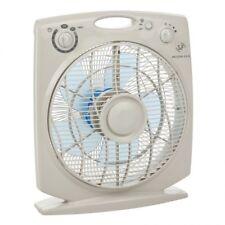Ventilador Aire de Sobremesa BOX S&P METEOR ESN 3 Velocidades 35W