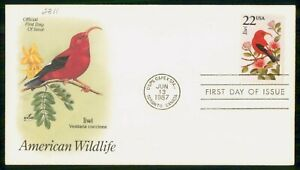 Mayfairstamps US FDC 1987 Liwi First Day Cover wwk_00847