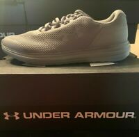 Men's Under Armour SURGE UA Surge 4E Extra Wide Shoes Color Grey Free Shipping