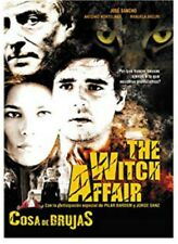 The Witch Affair- Cosa De Brujas (DVD, 2004) *SPANISH*
