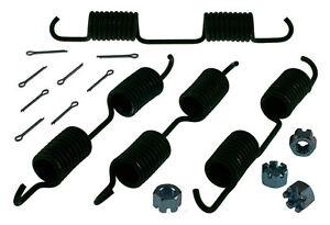 Drum Brake Hardware Kit Rear ACDelco 18K1662