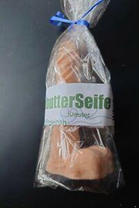 Seife   Penis Milchseife Kräuter 🍊 1 STÜCK circa  120 g Sheabutter Duftseife