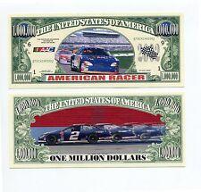 Stock Car Racing   MILLION DOLLAR  BILLS