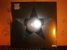 David Bowie Black Star LP Album Vinyl MINT! (202) Factory Sealed! With Extras