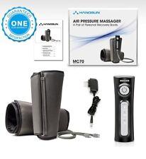 Hangsun Leg Air Massager MC70 Corded/Cordless Air Compression Thigh Wrap NEW