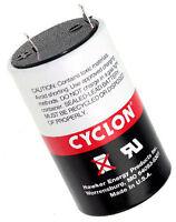1 x HAWKER Cyclon 5.0-2 Blei-Akku PB / 2 V / 5 Ah / Faston 6,3 mm Nr.: 0800-0004