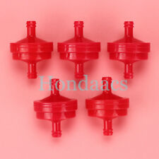 5 pcs Fuel filter for Toro 57410 57420 74570 30136 30152 Lawn Tractor Mower