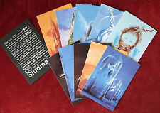 Wojtek Siudmak ~ Pocket, Set of 10 Postcards ~ Illustrations Fantasy