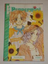 PEPPERMINT #3 GRAPHIC NOVEL MANGA TOKYOPOP EUN-JIN SEO