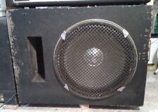 """BASS cabinet 1 x 15"""" Celestion Powercell 250 watt RMS heavy duty"""