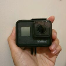 GoPro HERO7 Action Camera - Black. With box, accessories and receipt.