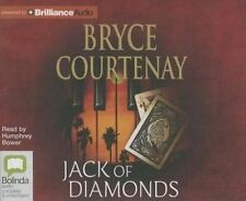 Jack of Diamonds by Bryce Courtenay (CD-Audio, 2015)